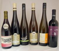 Package of 6 Premium Pinot Blanc and Pinot Noir from Austria - Organic Wines